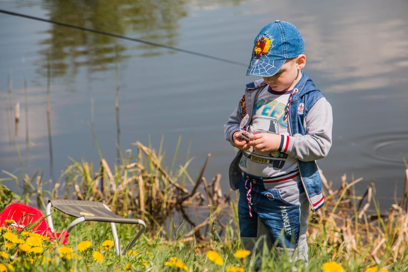 Детский поплавочный фестиваль в Тамбове