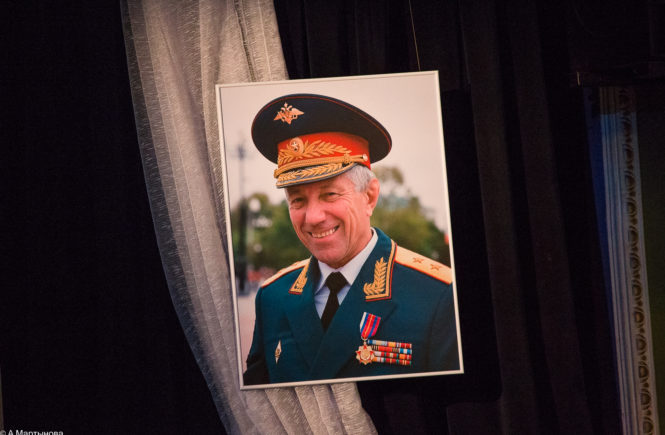 концерт памяти Валерия Халилова в Тамбове