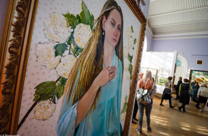 областная художественная выставка тамбов к 80-летию Тамбовской области