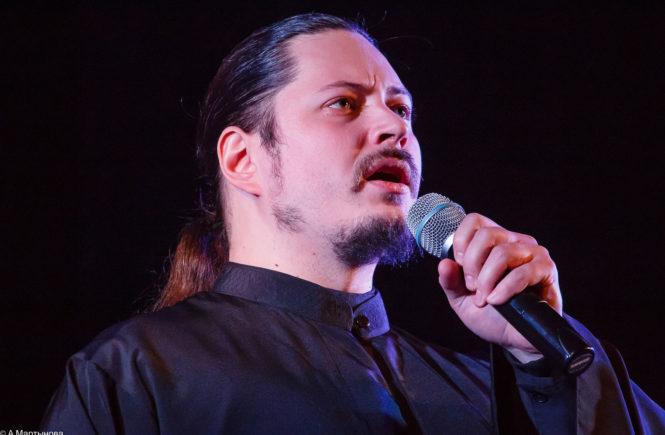 Иеромонах Фотий в Тамбове, концерт в Тамбове