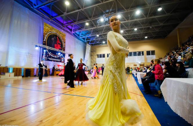 Кубок губернатора Тамбовской области по бальным спортивным танцам 2017