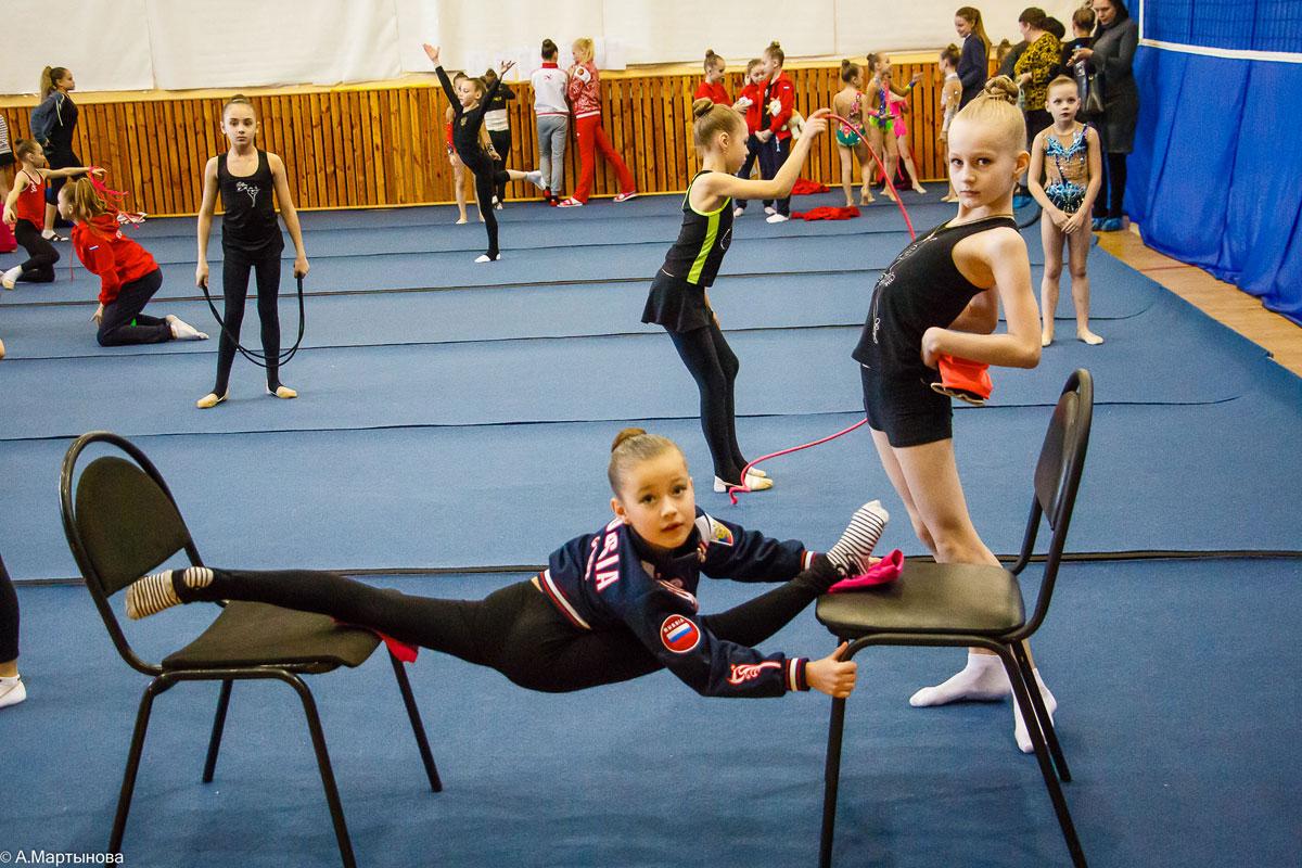 Художественная гимнастика в тамбове